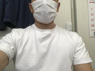 従業員はマスク着用