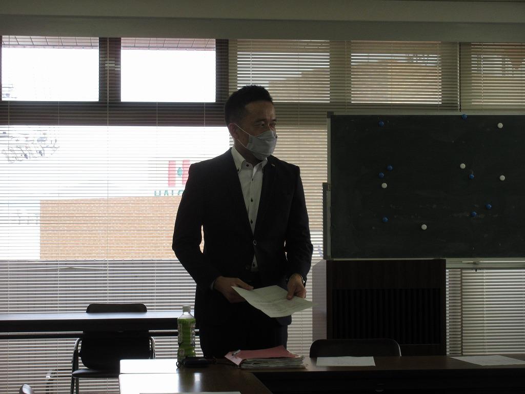 徳島県宅建協会青年部会長